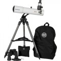 Bresser AR102S Comet-Series Telescope Kit with Bag and Binocular