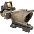 Trijicon 4x32 ACOG Dual Illuminated Riflescope